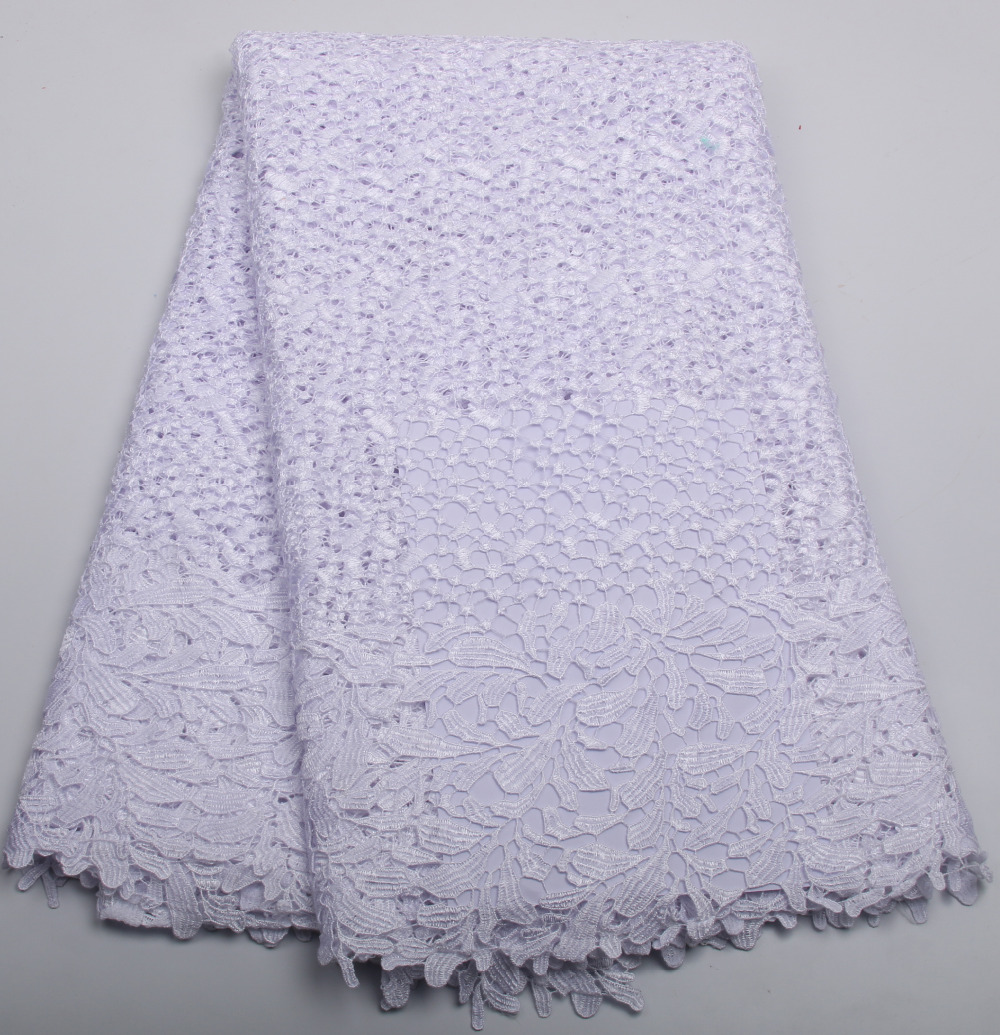 Cheap price african cord lace french lace fabric high for French lace fabric for wedding dresses