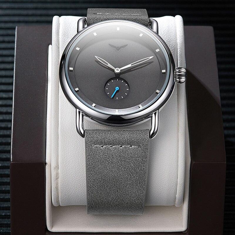 2019 ONOLA marca de topo de aço Inoxidável dos homens relógios relógio do esporte da moda casual simples à prova d' água homens relógio de Pulso relogio masculino