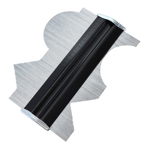 Image 4 - Profile Gauge 150mm/6 inch Metal Contour Gauge Duplicator Marking Gauge For Deep Decorating Template Copying General Tools