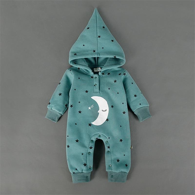 1565ba05d2f6 Fashion Baby Boys Girls Romper Spring Newborn Baby Clothes Cotton ...