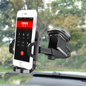 Image 3 - Автомобильный держатель для телефона для iPhone Samsung, универсальный держатель для телефона в автомобиле, держатель подставка
