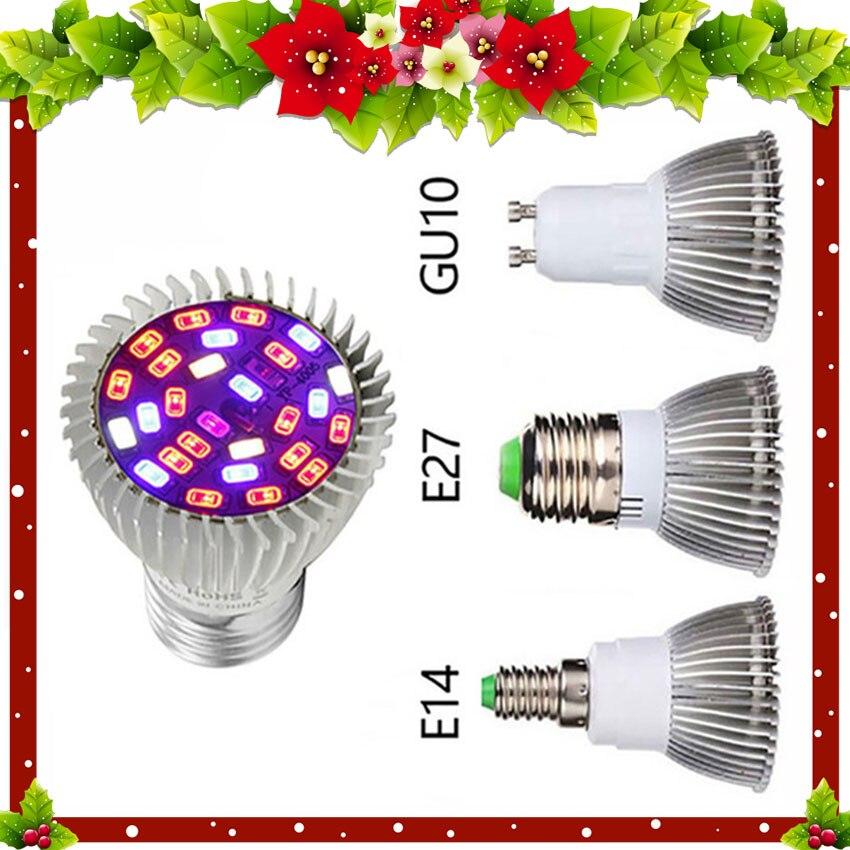 Levou Crescer Luzes crescer lâmpada para plantas vegetais Tensão : 85-265v