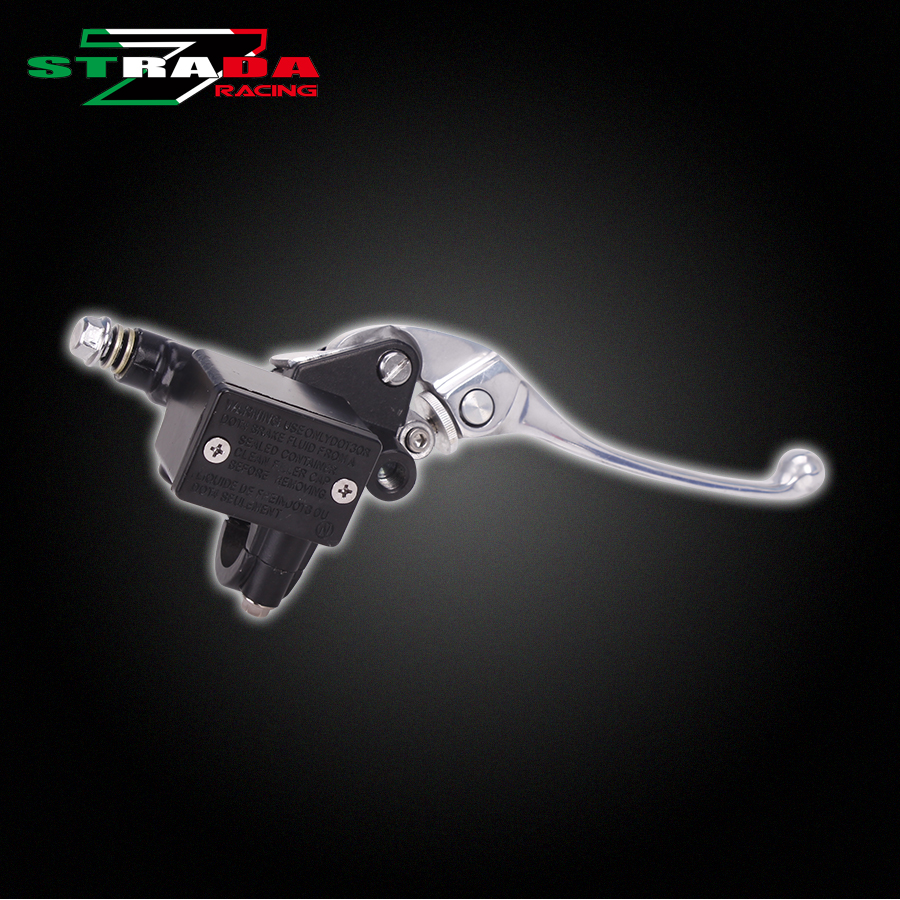 Front Brake Master Cylinder Hydraulic Pump Lever For Honda Hornet CB-1 CB400 1992-2010 CBR250 NC19/17/22 MC19 Motorcycle parts  free shipping 7 8 22mm clutch lever brake pump master cylinder for honda nsr250 cb250 honret cbr250 400 cb400 cb 1 vfr400 cb750