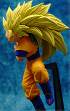 Dragon Ball Z Super Saiyan 3 Son Goku Collectible Model18cm