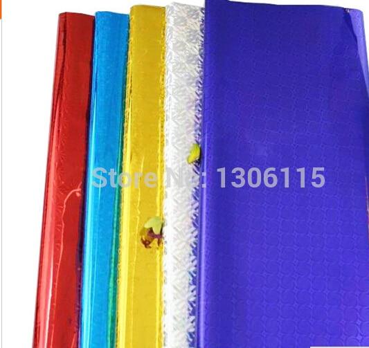 Aliexpress.com : Buy colored cellophane paper 100sheets/bag 50*70cm ...
