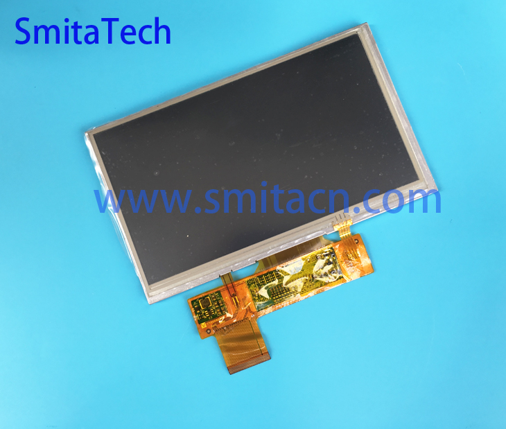 6.0 inch TFT lcd Screen For Tianma TM060RBH01 800*480 display panel umbra вешалка настенная горизонтальная flip