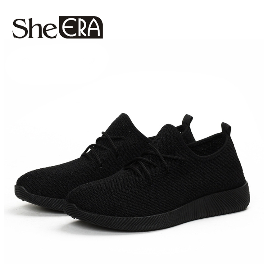 Women Sneakers Light Weight 2018 41  Woman Casual Shoes Slip On Lazy Shoes Comfortable Candy Color Breathable Net Shoe swyivy women sneakers light weight 2018 41 woman casual shoes slip on lazy shoes comfortable candy color breathable net shoe