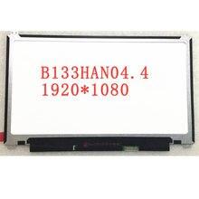 Бесплатная доставка B133HAN04.4 LP133WF2 SPL1 SPL6 SPL7 LTN133HL05 NV133FHM N42 ноутбук ЖК-экран 1920*1080 EDP 30 контактов IPS