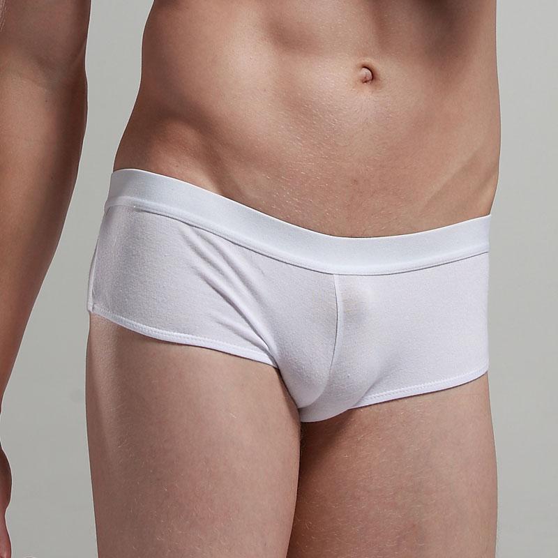 Sexy men in tight underwear