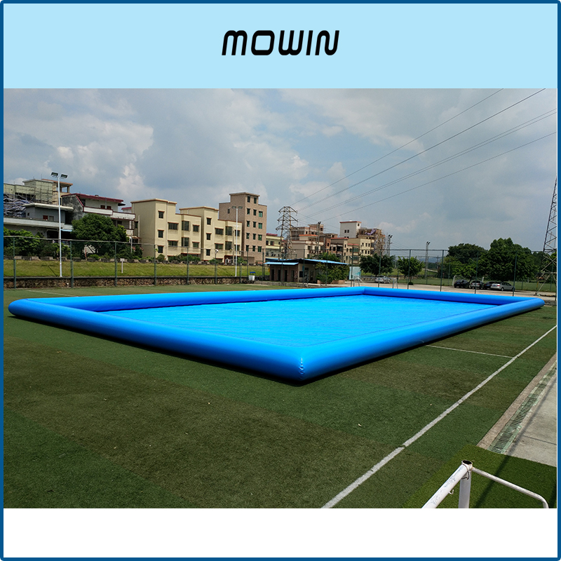 DEETONE Giant Size Blue AGP Above Ground Swimming Pool Family Pool Inflatable Pool For Adults Kids Child Aqua Summer Water