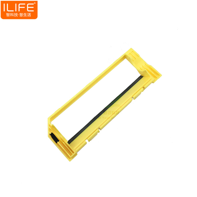 1pcs original main roller middle brush cover ILIFE V7 / V7S Ecovacs Deebot CR130 CEN640 vacuum cleaner Parts original roland fh 740 ra 640 vs 640 re 640 capping unit 6701409200 printer parts