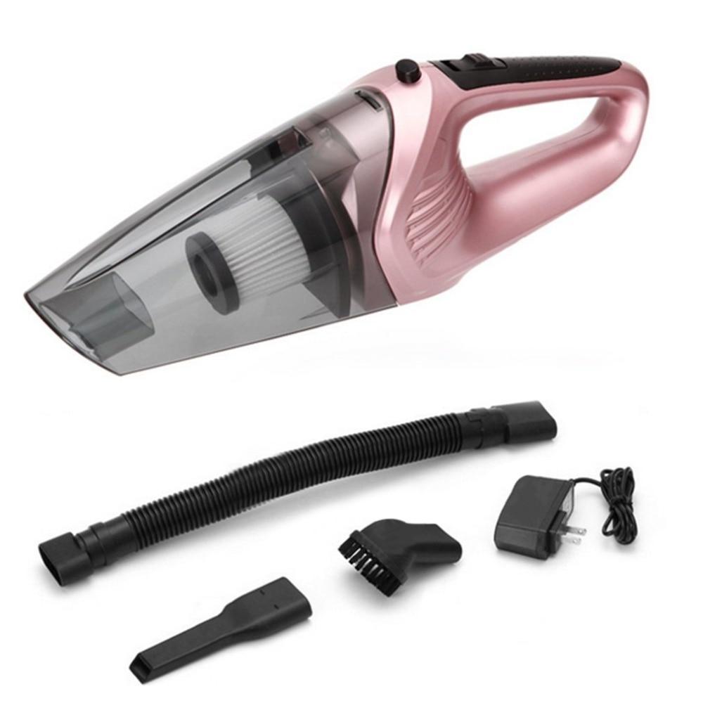 220 V Car Uso Domestico Aspirapolvere Dust Catcher Umido A Secco Dust Dirt Cordless Handheld Dust Collector Aspirapolvere Portatile spazzatrice