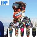 Термальная зимняя Лыжная сноубордическая маска для лица ветрозащитная Мужская Женская флисовая велосипедная маска для лица для велосипед...