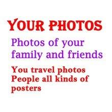 """ปรับแต่งภาพถ่ายที่คุณชื่นชอบคนทิวทัศน์สัตว์ภาพทั้งหมดโปสเตอร์ผ้าที่กำหนดเอง(24 """"-100″) x 24"""""""