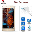 GerTong 2.5D Screen Protector Tempered Glass For Lenovo K5 Note Plus A536 A1000 A2010 S850 S90 S60 P780 P70 Protective Film