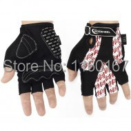 Le Xuan bicycle mountain <font><b>biking</b></font> <font><b>equipment</b></font> outdoor summer series of half- finger gloves microwave TT41536 image