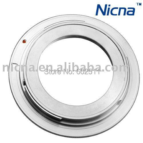 M39 Objektiv Adapter Ring für Canon EOS 1300D 1200D 760D 750D 700D 80D 7D 5D Mark II III