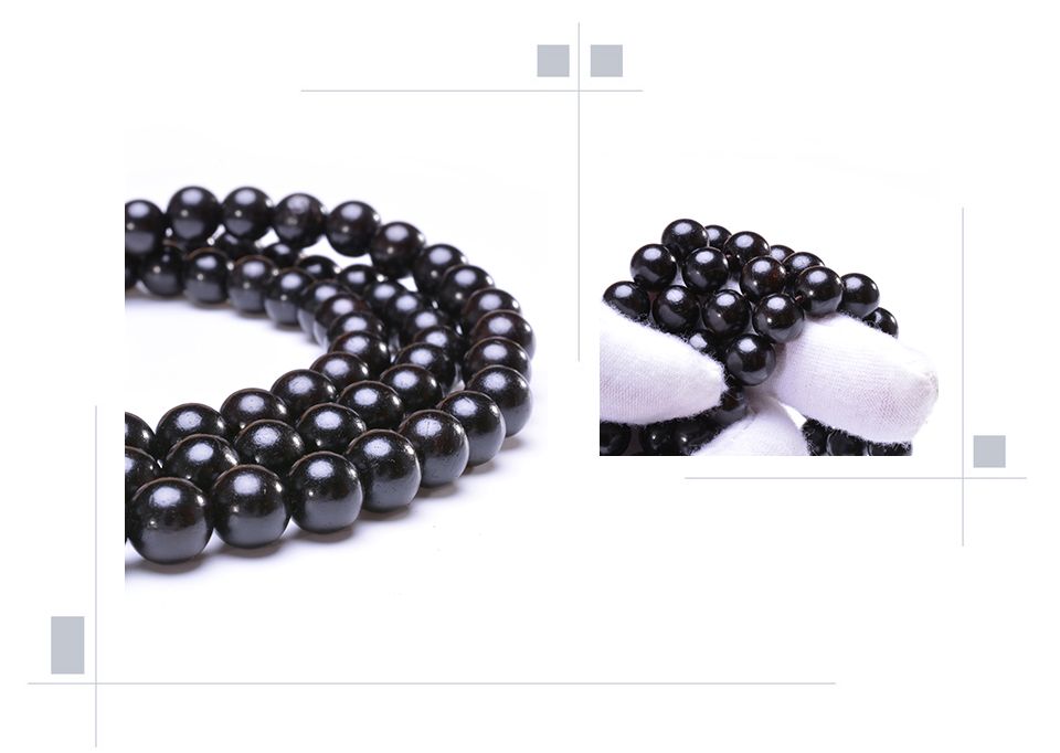 Black Charm Multilayer Bracelets 2