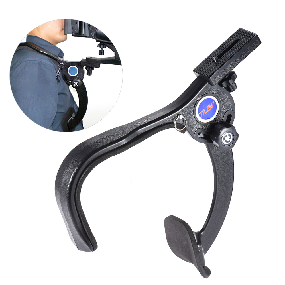 Photo Studio Accessories Andoer Hands-free Shoulder Mount Shouldering Support Pad Stabilizer For Dslr Camera Camecorder Hd Dv Video Filming Sales Of Quality Assurance Camera & Photo