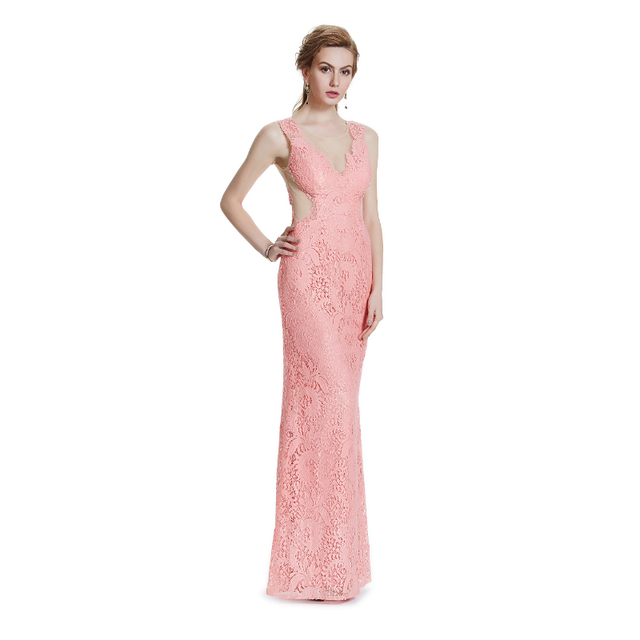 Comprar ahora W. joli 2017 Encaje vestido de fiesta novia de la boda ...