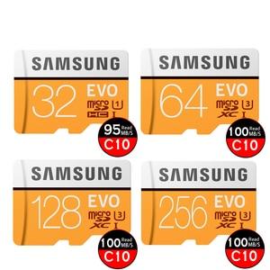 Image 4 - سامسونج EVO مايكرو SD 128 GB 32 GB 64 GB 256 GB 512 GB U1 U3 مايكرو SD بطاقة الذاكرة بطاقة 32 64 128 GB فلاش بطاقة SD/TF مايكرو للهاتف