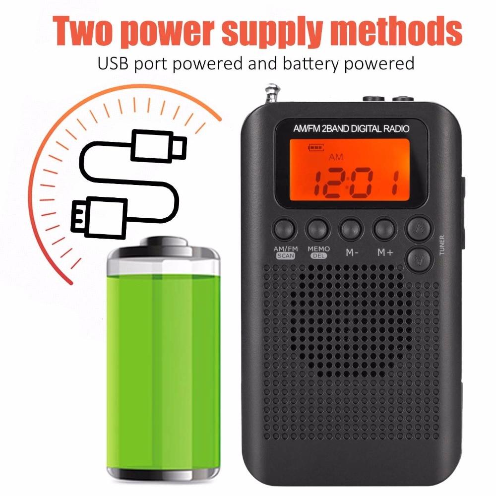 3 mini radio