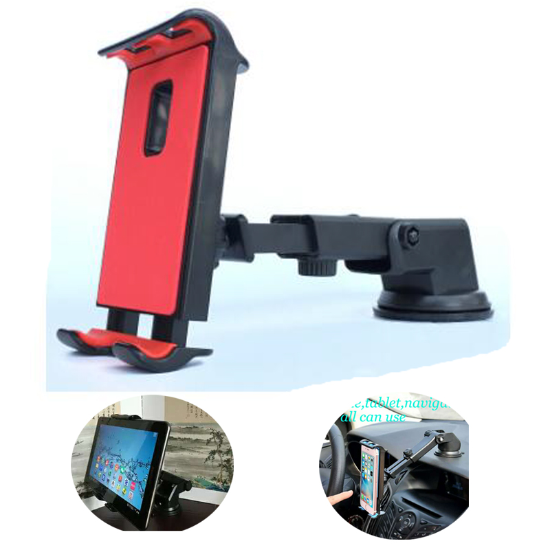 все цены на Universal Tablet Stand Holder For car tablets tutucu for Bed Desk Mount stand For Ipad Xiaomi Samsung For any size Phone