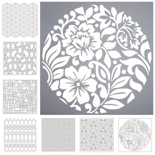 Common Stencil DIY Template Craft Embellishments For Scrapbooking Card Album Photo Making Handmade Decoration Embossing