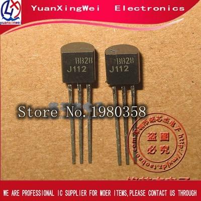 Free Shippin 10pcs/lot 2SJ112 J112 TO-92 Original Authentic