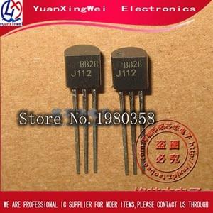 Image 1 - Free shippin 10pcs/lot 2SJ112 J112 TO 92 original authentic