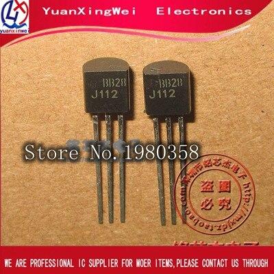 Free shippin 10pcs/lot 2SJ112 J112 TO 92 original authentic