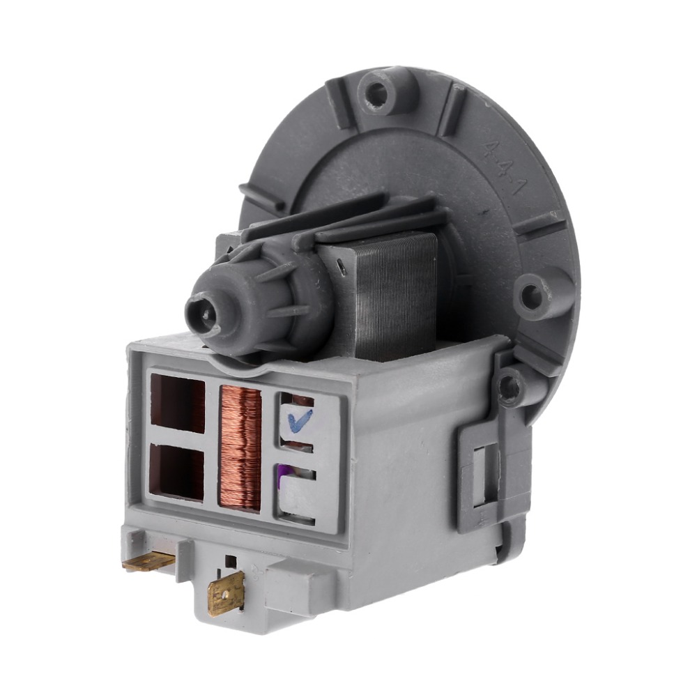 Image 2 - 1 Pc Drain Pump Motor Water Outlet Motors Washing Machine Parts For Samsung LG Midea Little Swan-in Washing Machine Parts from Home Appliances