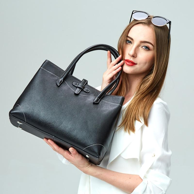 Saco de marca de luxo 100% couro Genuíno Das Mulheres bolsas de 2017 Fêmea Nova Coreano estereótipos modelos bolsas de ombro saco saco do Mensageiro