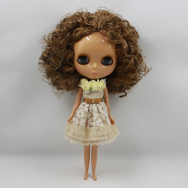 Neo Blythe Lacey Flower Dress