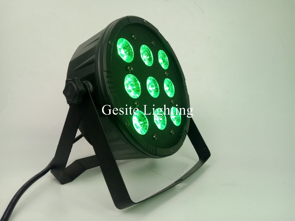 15pcs/lot free shipping 9x12w rgbw 4 in1 flat led par for sale винт гребной blue star sea 9 1 4 10 9 9 15 л с for yamaha