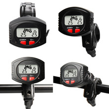 Motorcycle TPMS suitable for the 2 wheels waterproof chargable LCD bracket PSI/BAR tyre pressure monitoring system Security