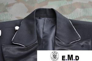 Image 2 - فستان سهرة ضابط EMD ، صوف قطني طويل