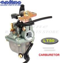 High quality Carburetor Fit For Suzuki LT50 LT 50 ALT50 JR50 LTA5 Quadrunner Carb Free shipping