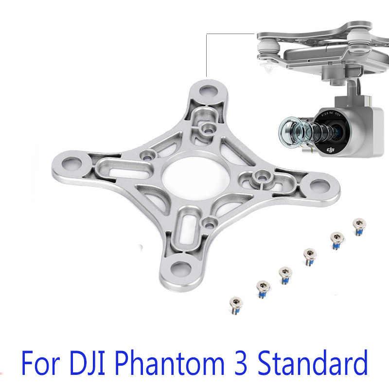 RC Drone Shock Absorbing Gimbal Damping Plate for DJI Phantom 3 Standard