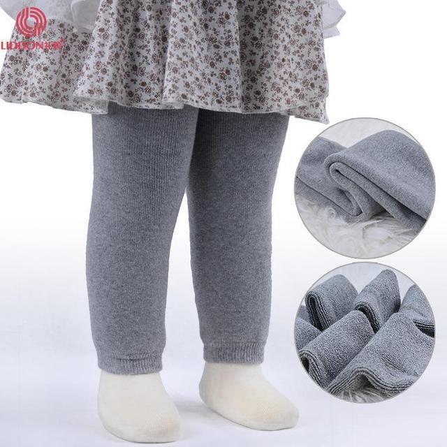 dc55feb33 baby warm keeping winter legging gray pink white black baby panty baby boys  and girls legging cartoon big pp baby legging