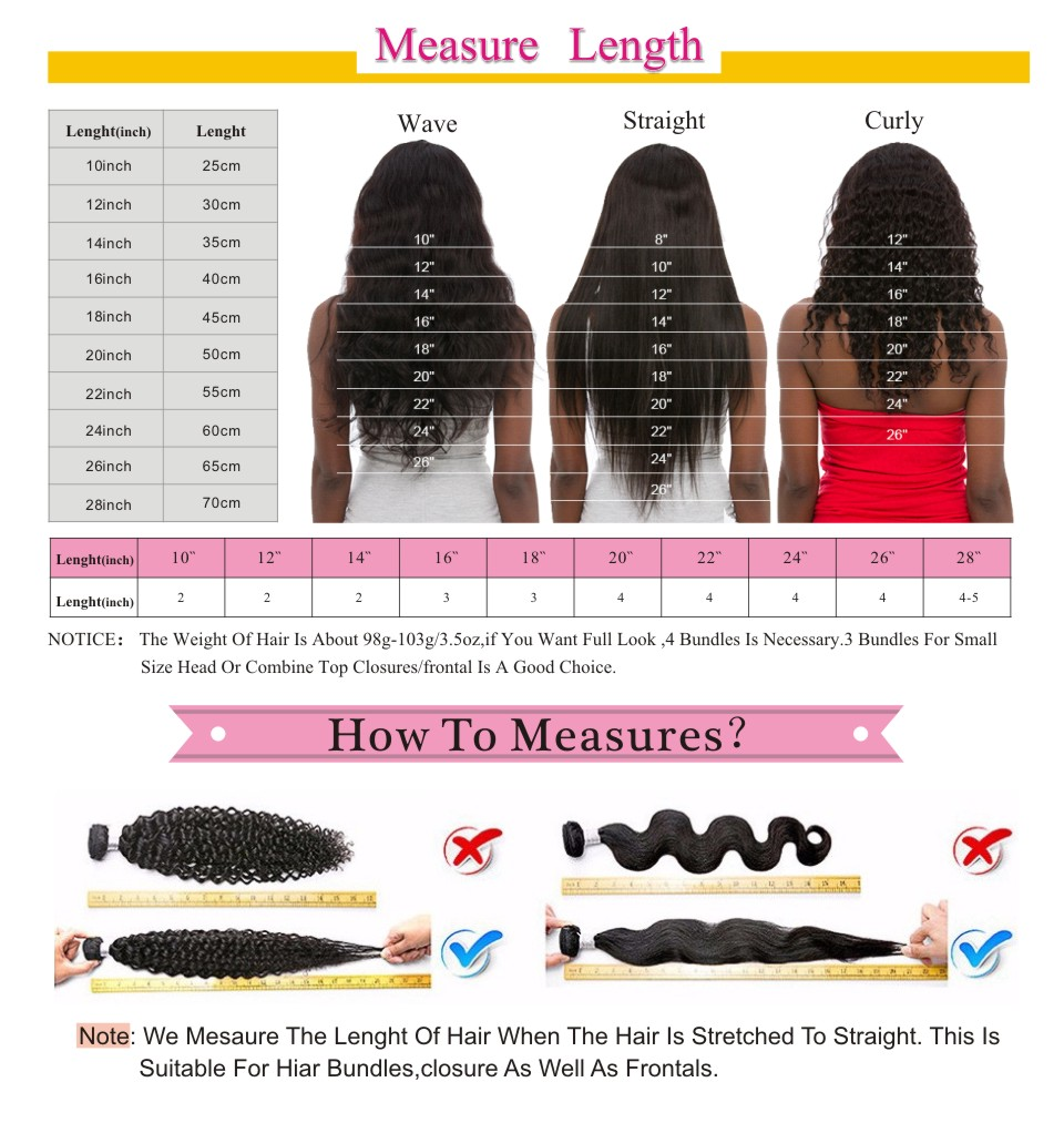Body Bundles 100 Human Hair Accessories Weave Natural Color Non