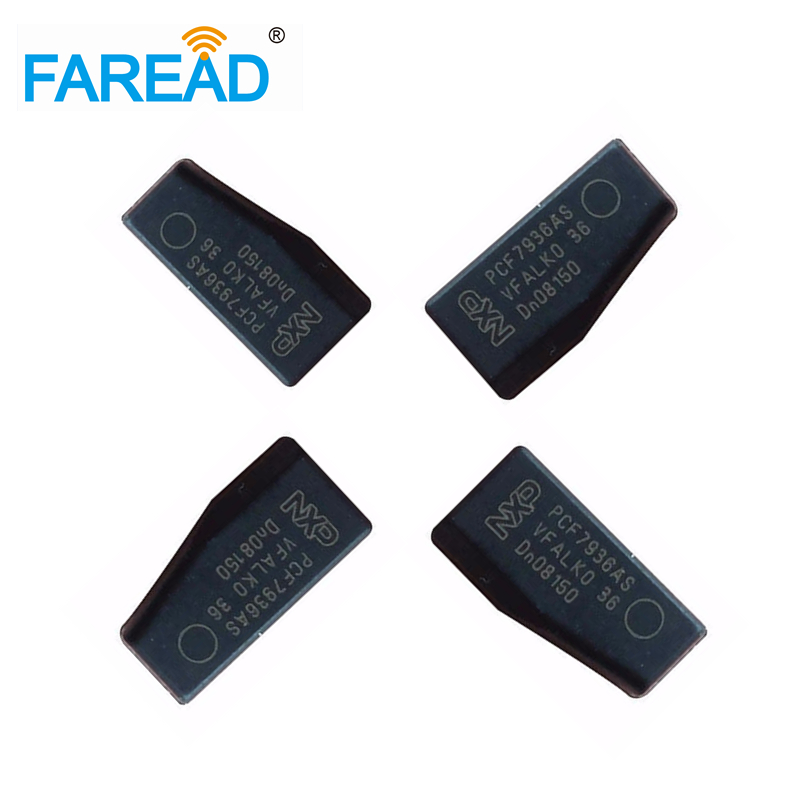 Free Shipping X10pcs Replacement Of PCF7936 ID46 OEM Blank 7936AS Transponder Tag Chip