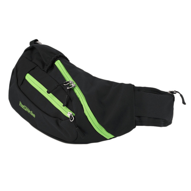Naturehike Men's shoulder bag Messenger bag Outdoor leisure tourism fitness Sports bags Large capacity chest pack riding backpac