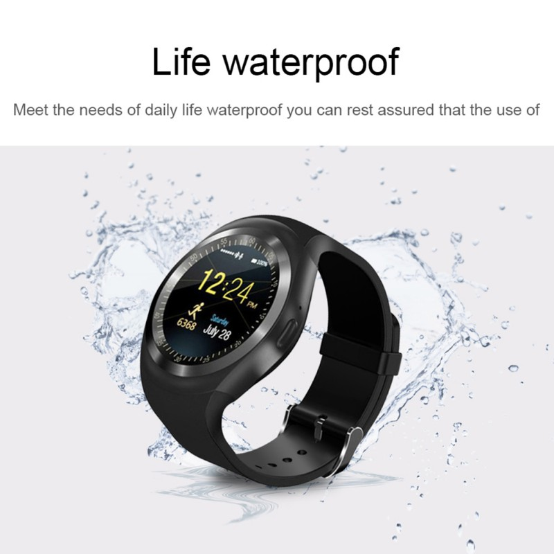 Smart Wristband Sport Bracelet Band Relogio Phone Call GSM Sim Remote Camera Information Display Smart Watch For Android
