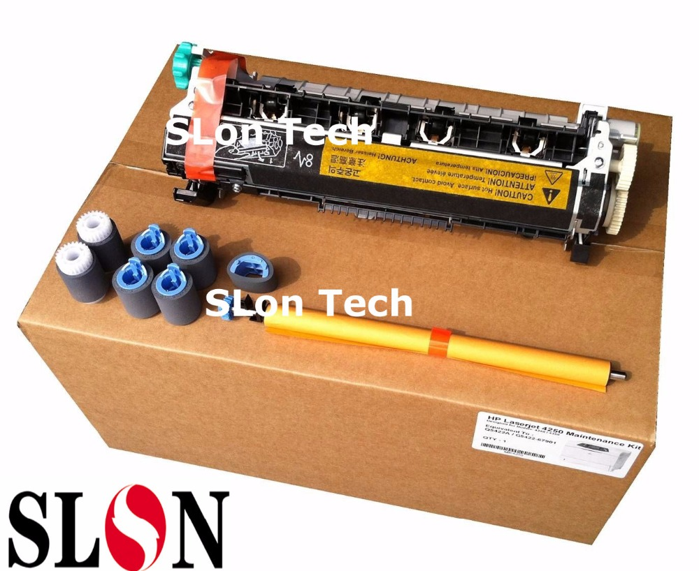 Q5999A  for HP LaserJet M4345 M4349 MFP Maintenance Kit 220V used original 90% adf maintenance kit 525mfp for hp575 725 775 7500 adf maintenance kit