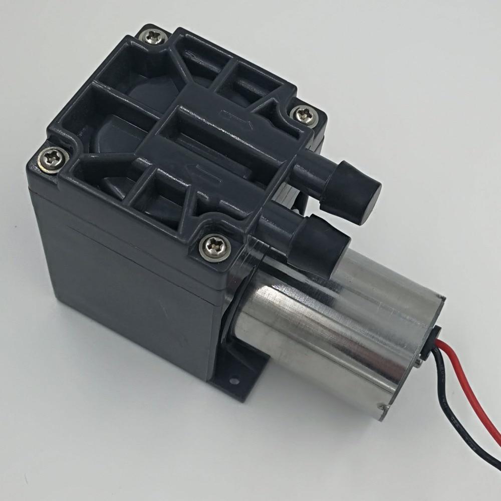 18L/M electric 12V dc brushless motor diaphragm air compressor mini