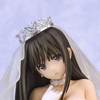 12cm Anime sexy adult Alphamax Skytube Tony Fault Fault!! Saeki Yukina Action Figure Collection Hobby Doll Gift Toy