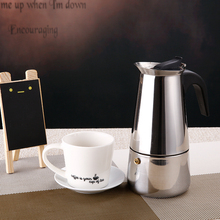 Coffee maker kahve makineleri cafeteira expresso Cafeteira italiana cafetiere portable espresso machine mocha pot of coffee