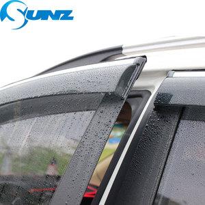 Image 5 - Window Visor for Honda EVERUS S1 2011 2018 deflectors guards for Honda EVERUS S1 2011 2012 2013 2014 2015 2016 2017 2018 SUNZ