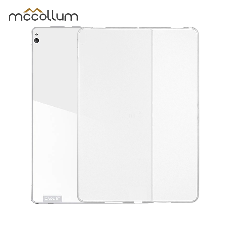 The Best Clear Soft Tpu Case For Lenovo Tab P10 Case Silicone Back Cover For Lenovo P10 2018 Tb-x705f Tb-x705l 10.1tablet Case Cover To Prevent And Cure Diseases Tablet Accessories